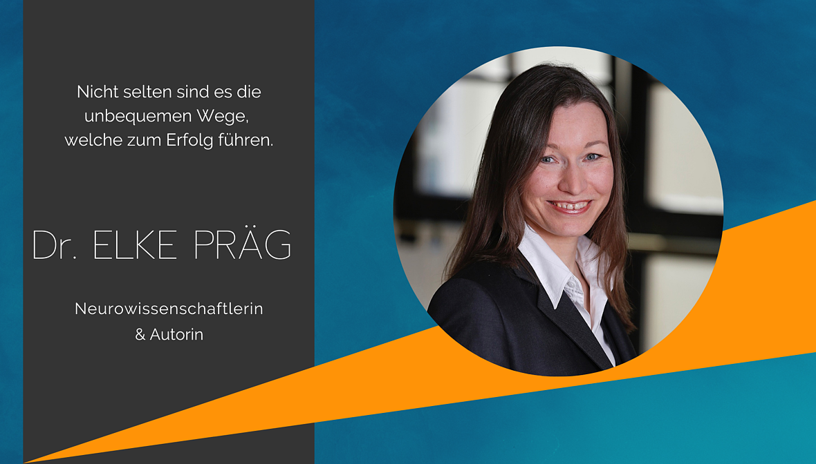 Dr. Elke Präg, Expertin für Erfolg im Arbeitsleben